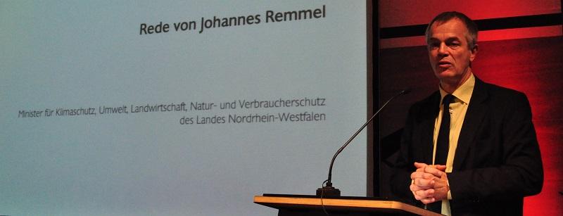 SPD beginnt mit der Abschaltung von Johannes Remmel, NRW-Umweltminister