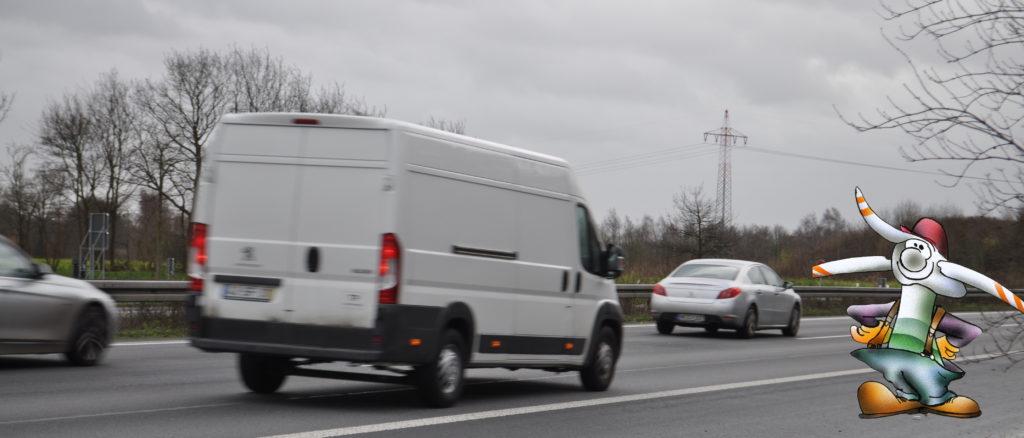 Fahrtwind soll nach der NRW-FDP für die Elektro-Mobilität nutzbar werden